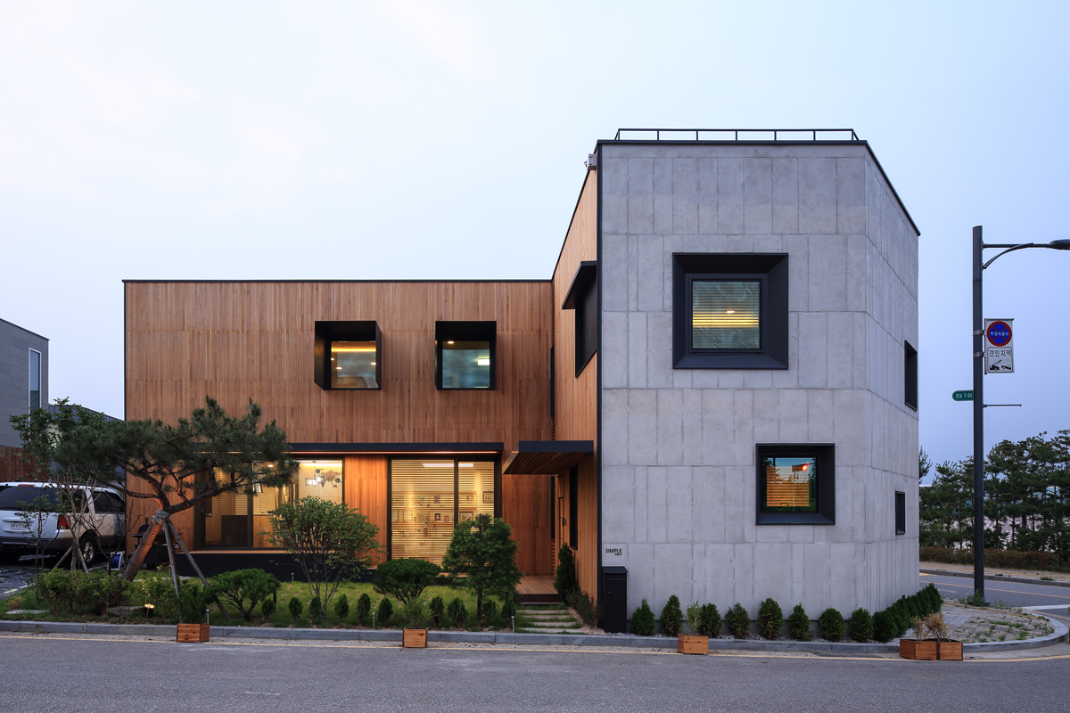 Pangyo Simple House