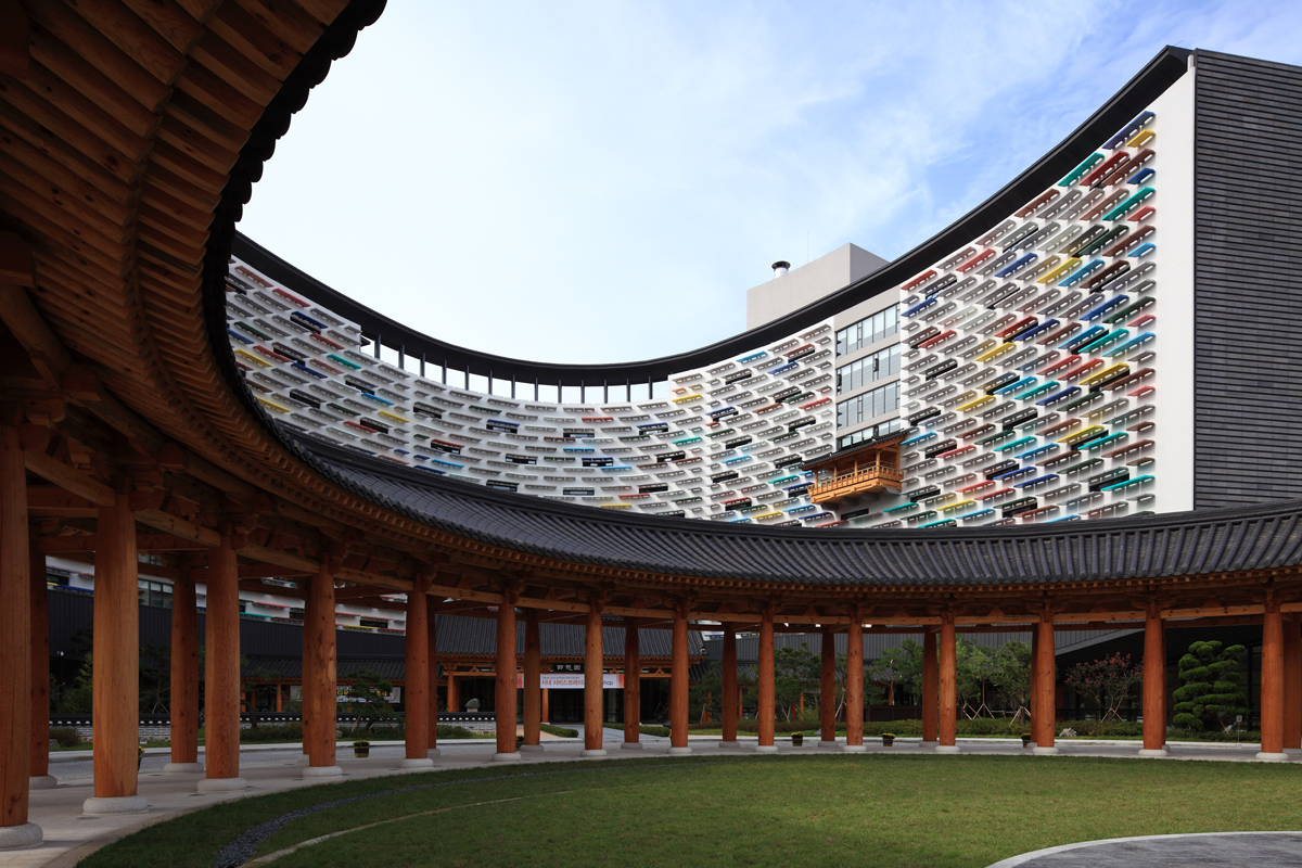 Lotte Buyeo Resort Baeksangwon