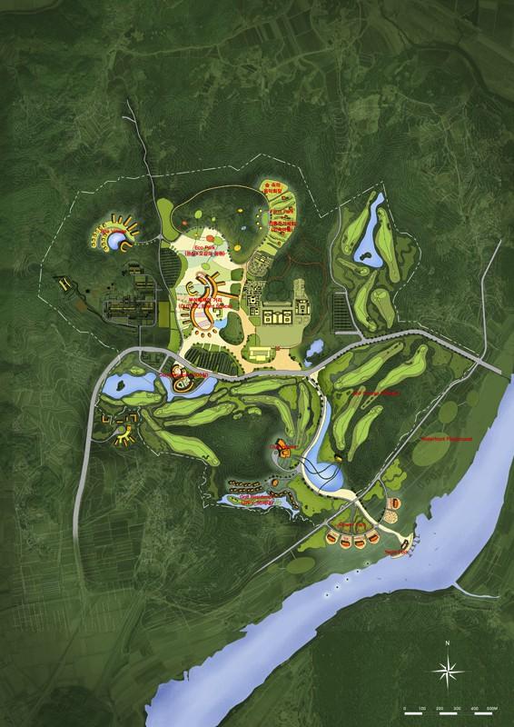 Masterplan of Buyeo